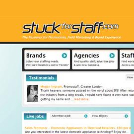 Stuck for Staff